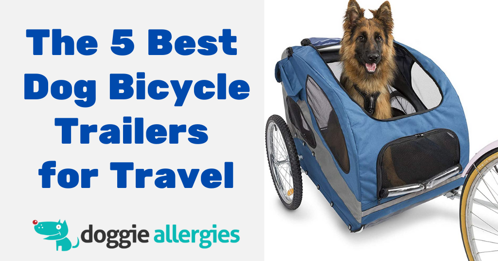 5 Best Dog Travel Trailers Review